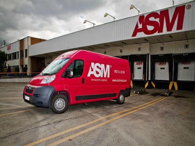 Enviar paquete con ASM