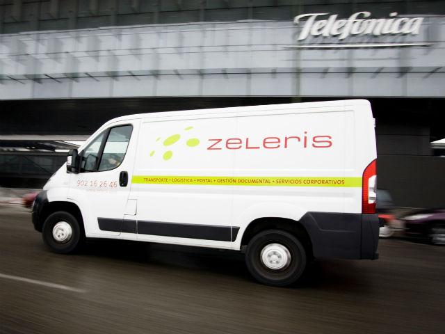 Enviar paquete con Zeleris