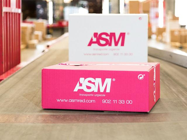 Oficinas de la agencia ASM