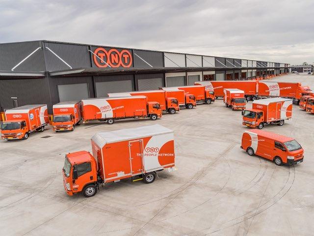 Oficinas de TNT para hacer tus envíos de paquetes