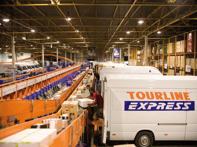 Oficinas de Tourline Express para hacer envíos de paquetería