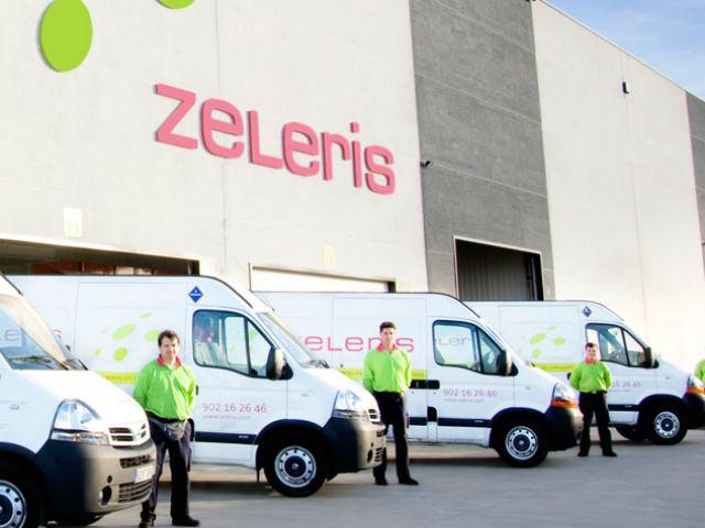 Oficinas de Zeleris para hacer envíos de paquetería