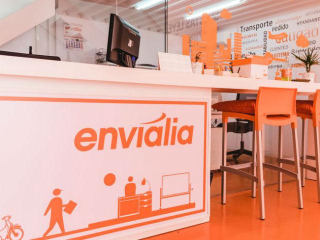 Tarifas de Envialia para enviar paquetes al mejor precio con Genei