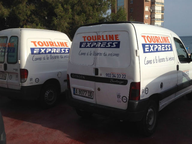 Tarifas de Tourline para hacer envíos económicos con Genei