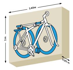 Pasos para enviar una bicicleta por mensajería