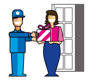 La manera más segura de enviar un regalo por mensajería