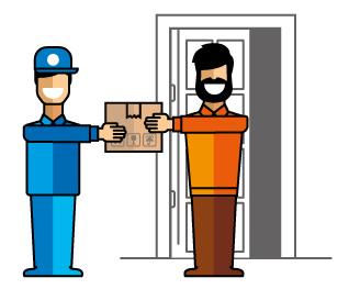 Transporte de paquetes puerta a puerta con los mejores mensajeros