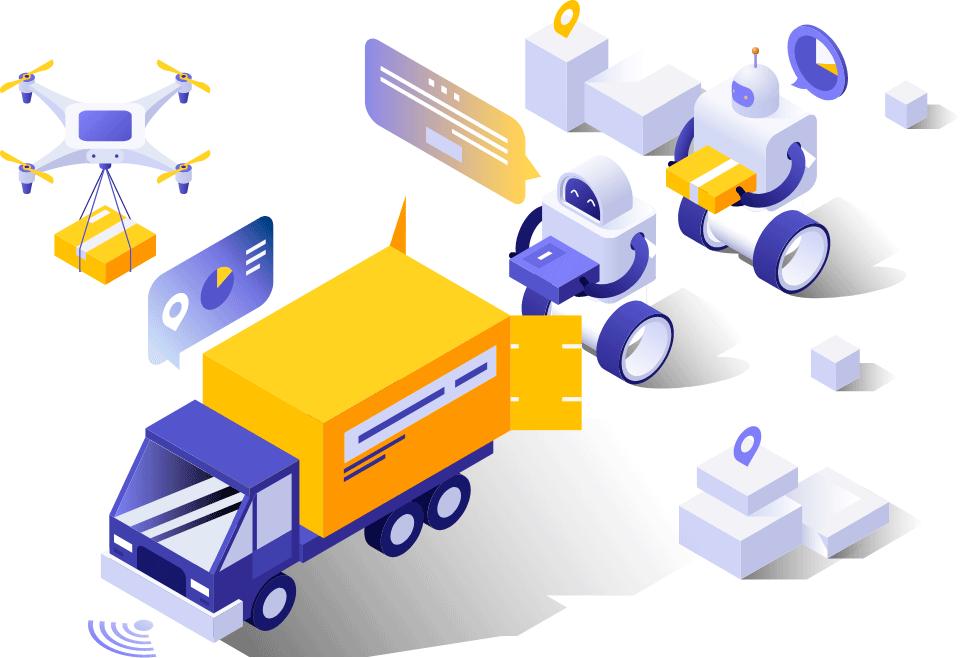 logística automatizada