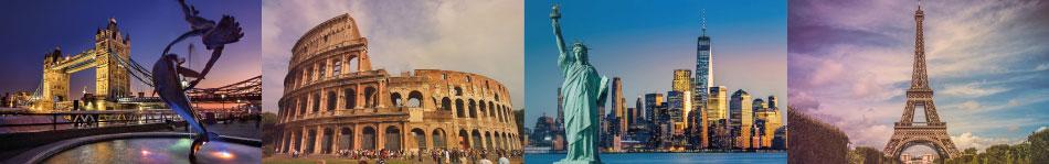 Ciudades internacionales