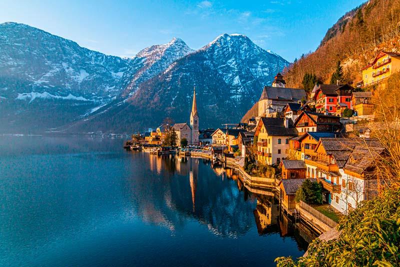 Envios a Austria baratos
