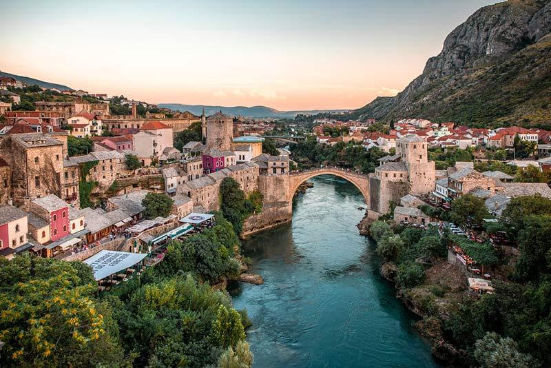 Envios a Bosnia Herzegovina baratos