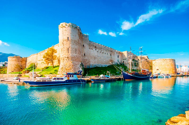 Envios a Chipre baratos