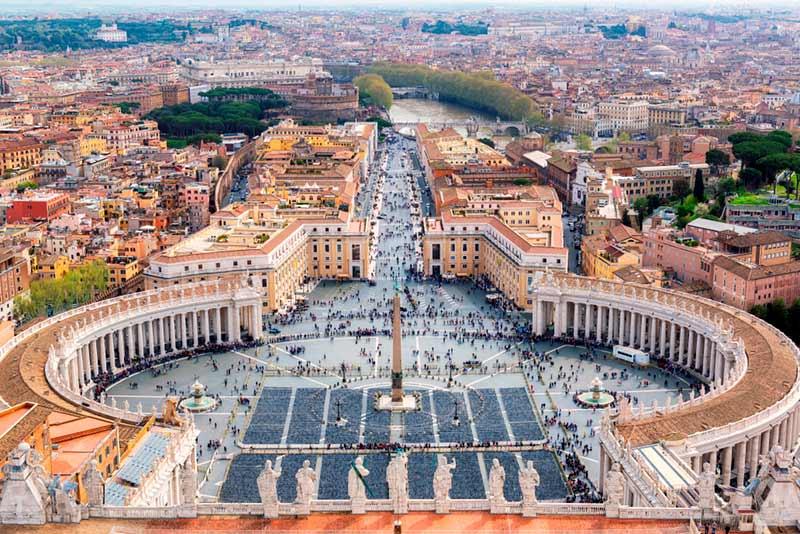 Envios a Ciudad del Vaticano baratos