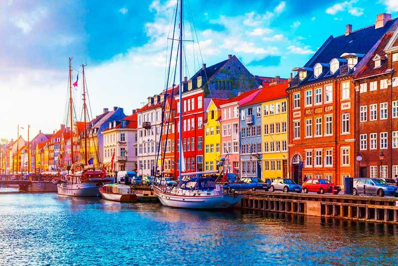 Envios a Dinamarca baratos