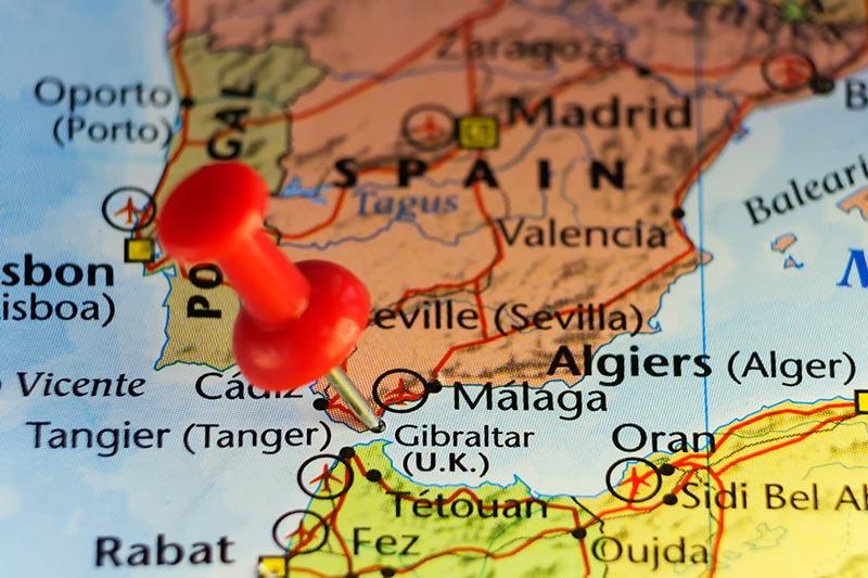 Envios a Gibraltar Express