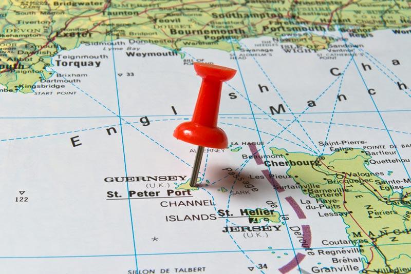 Envios a Guernsey Express