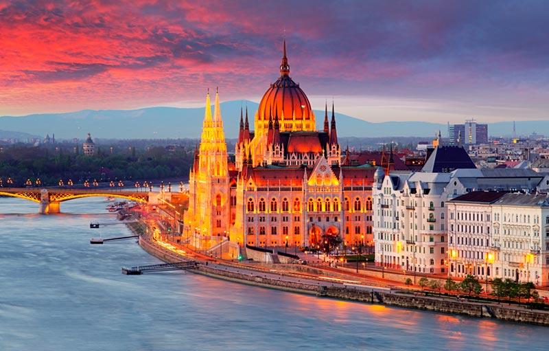 Envios a Hungria baratos