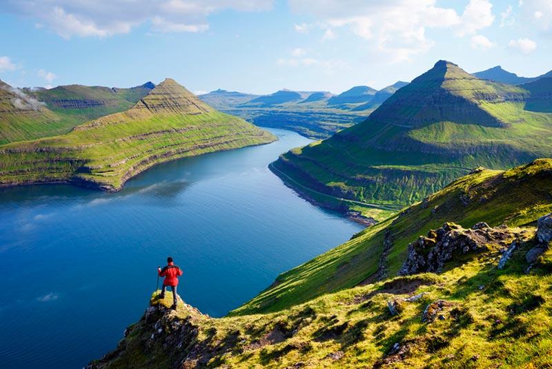 Envios a Islas Feroe baratos
