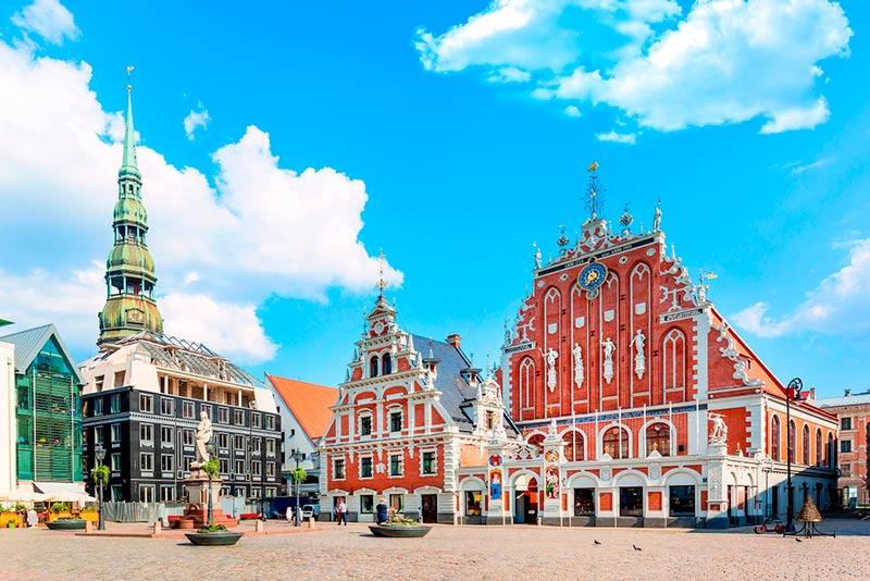 Envios a Letonia baratos