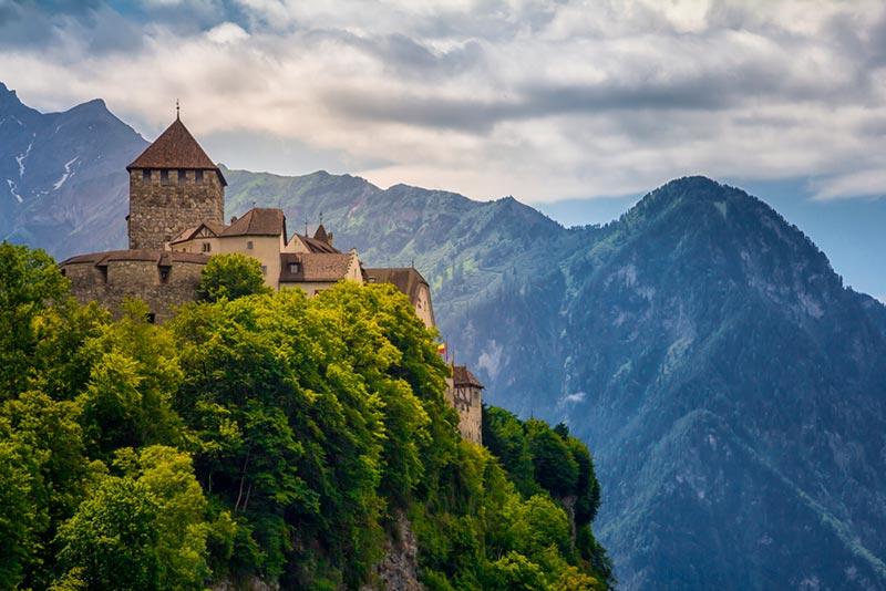 Envios a Liechtenstein baratos