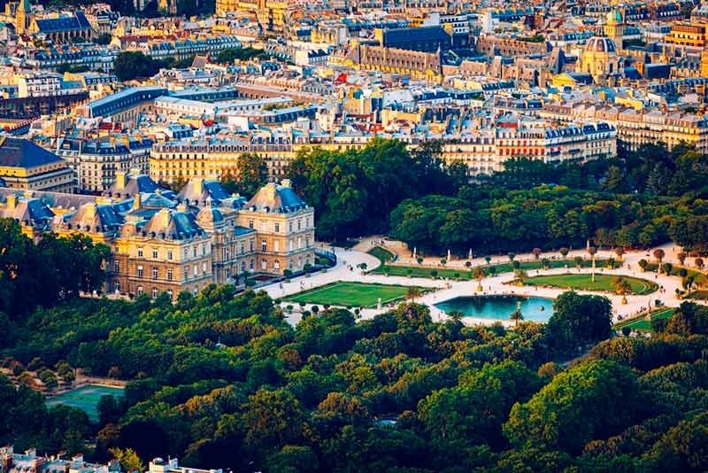 Envios a Luxemburgo baratos