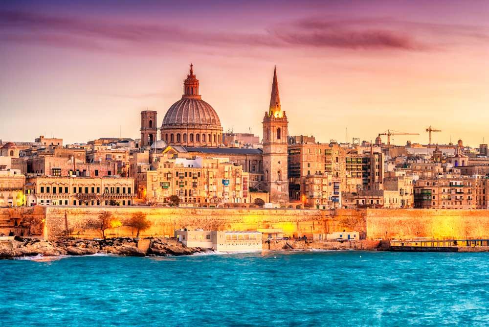 Envios a Malta baratos