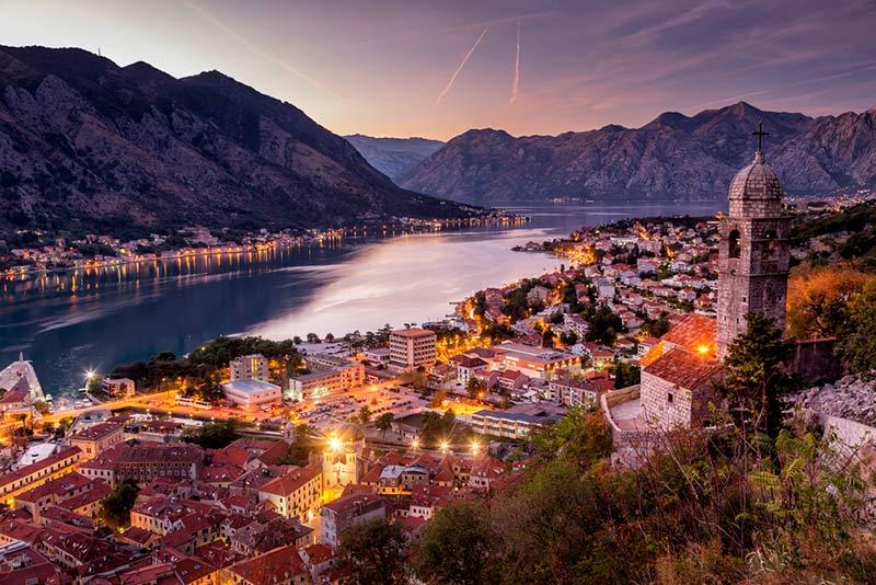 Envios a Montenegro baratos