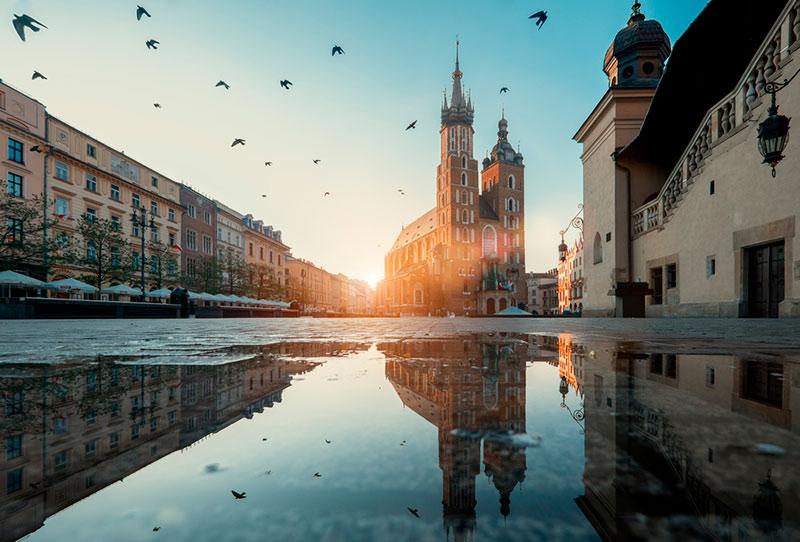 Envios a Polonia baratos
