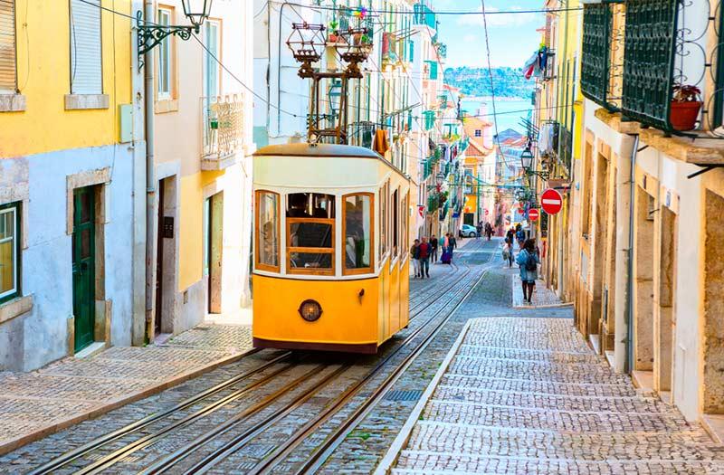 Envios a Portugal baratos