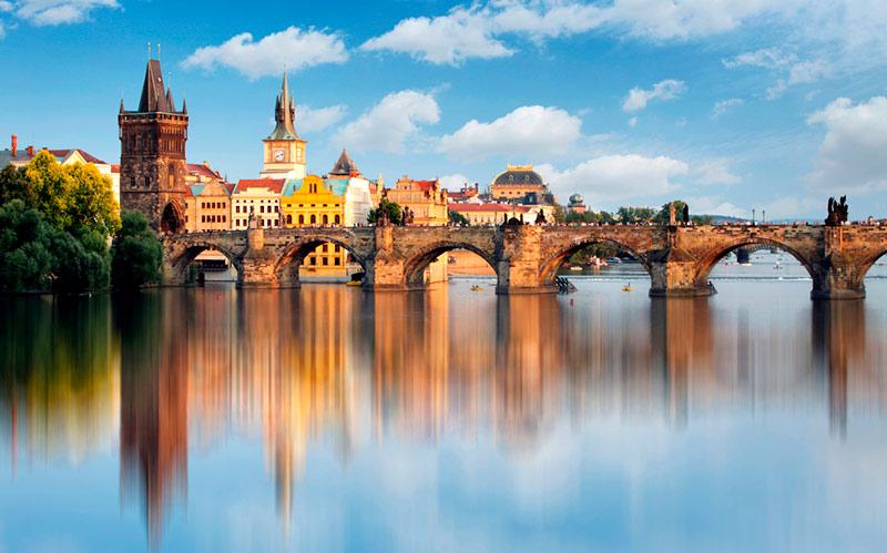 Envios a Republica Checa baratos