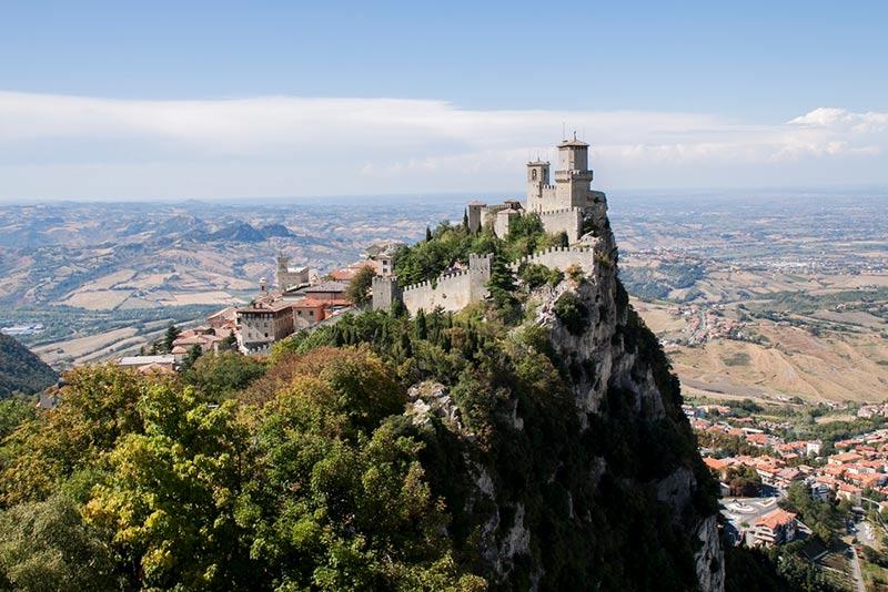 Envios a San Marino baratos
