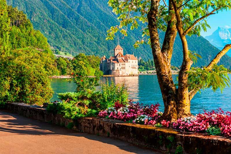 Envios a Suiza baratos